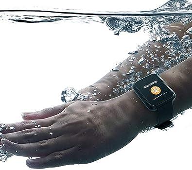 COLMI Sport3 Smart Watch para Hombres Presión Arterial IP68 ...