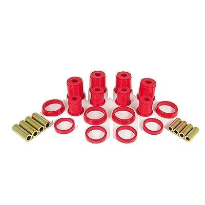 Prothane 1-202 Red Front Control Arm Bushing Kit: Automotive