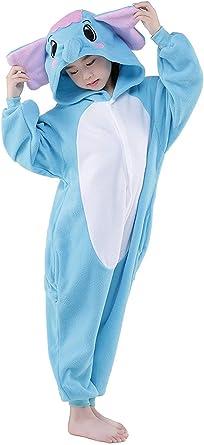 ABYED Pijama Animal Entero Unisex para Adultos Niños con ...