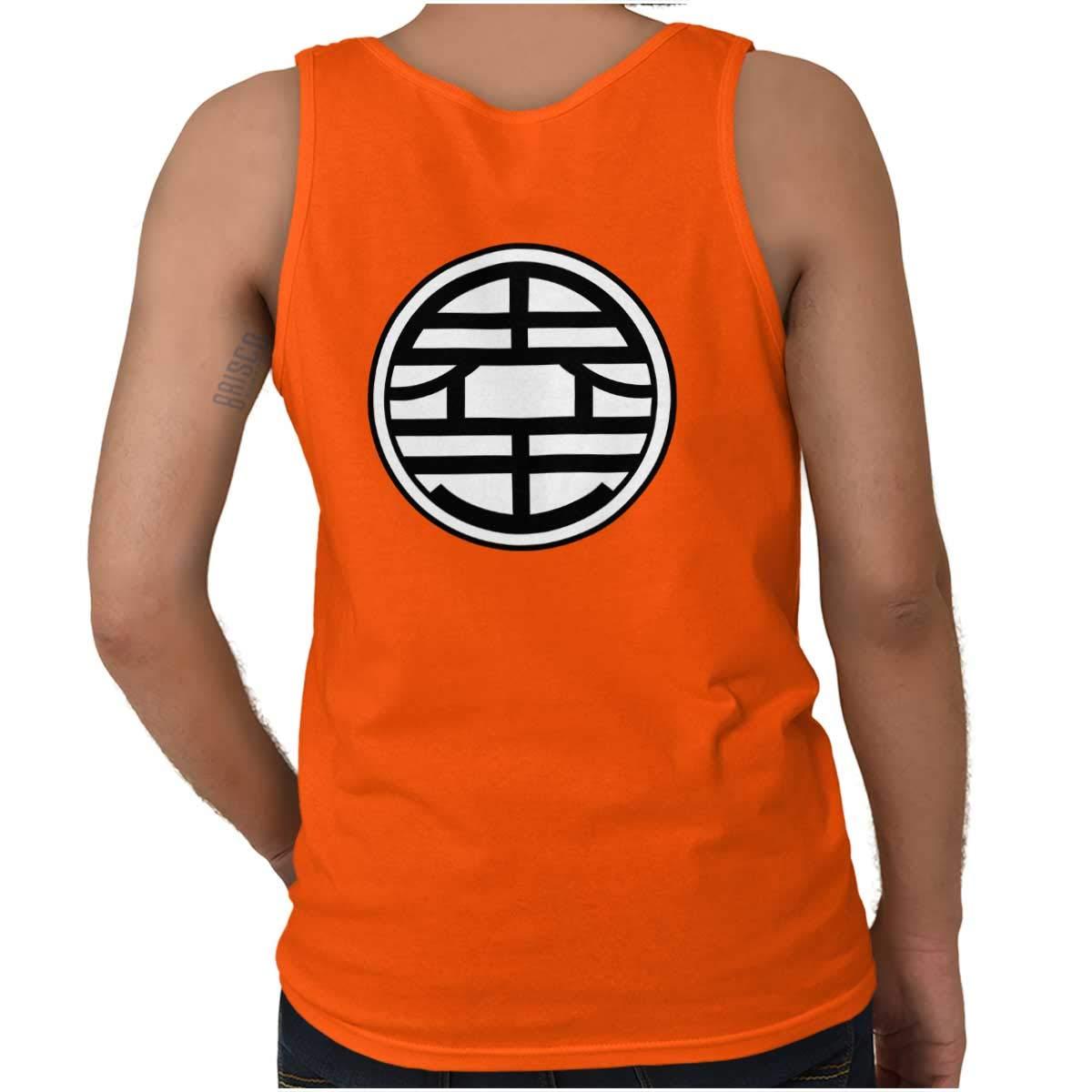 Master Roshi Ball Z Turtle King Kai Dragon Tank Top