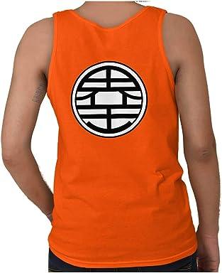 294ffaf0 Master Roshi Ball Z Turtle King Kai Dragon Tank Top