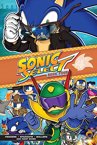 Sonic Preferred: Book Four