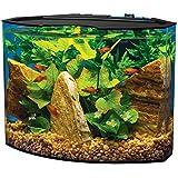 Tetra 29003 Crescent Aquarium Kit, 5-Gallon