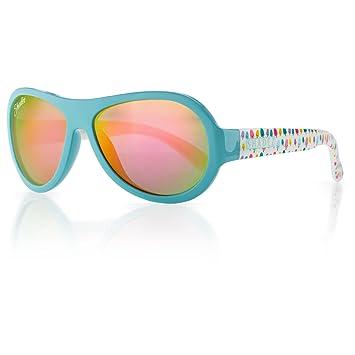 Shadez Trendy - Gafas de Sol para niña, Color Azul: Amazon ...