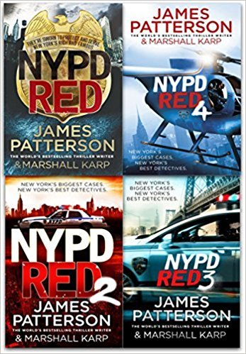 Red Collection 4 Books Set (Book 1-4) ()