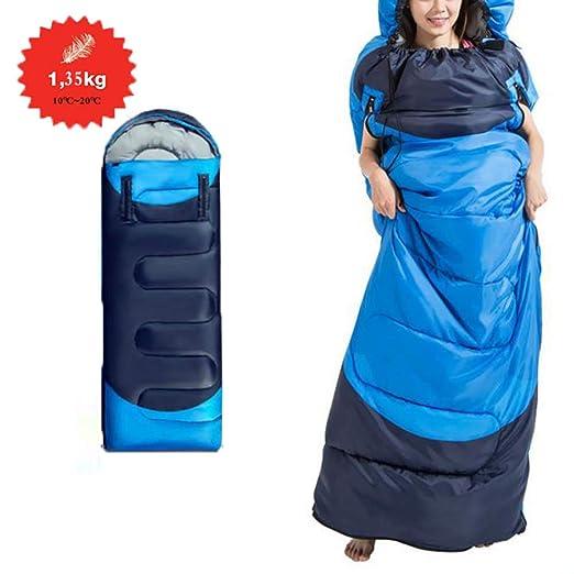 Saco De Dormir Tipo para 3-4 Estaciones Extra Cálido Y ...