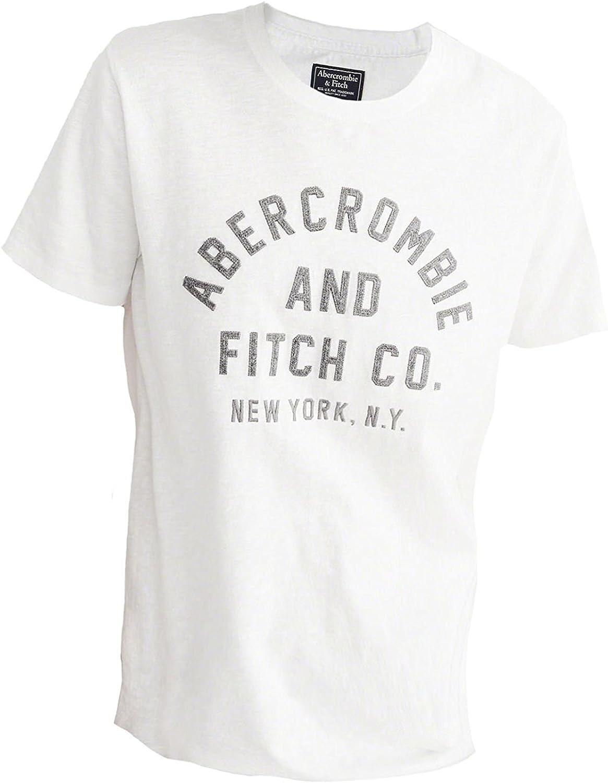 Abercrombie & Fitch - Camiseta - Camiseta - Manga Corta - para ...