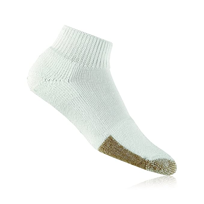 b063ac7640b90 Thorlos Men's & Women's 1 Pair Tennis Mini Crew Socks with Thick Cushion ...