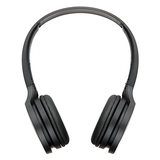 Amazon.com: Panasonic Wireless Stereo Headphone RP-HF400B-K (BLACK)【Japan Domestic genuine products】: Home Audio & Theater