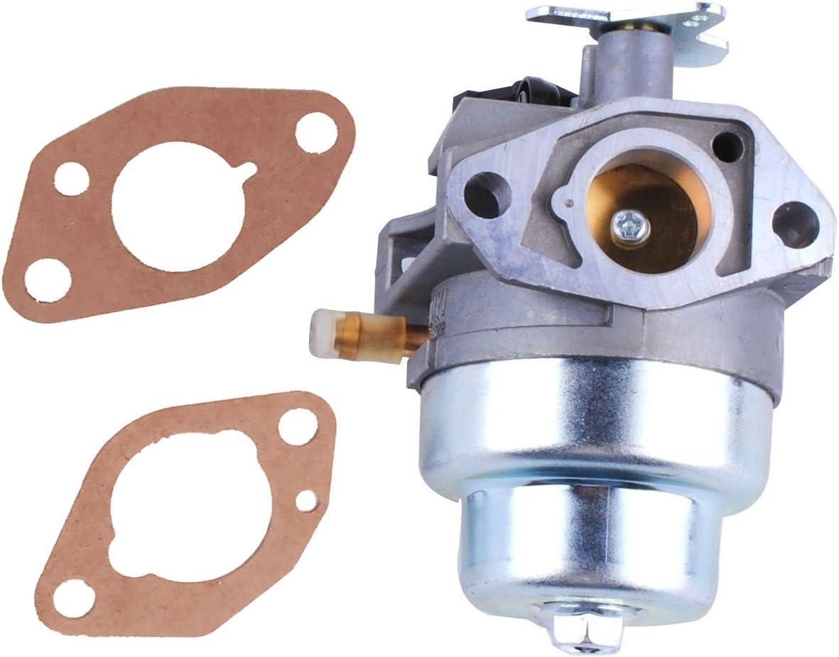 Poweka Kit de Remplacement de Carburateur pour HON-DA GCV160 Kit HRB216 HRT216 16100-Z0L-023