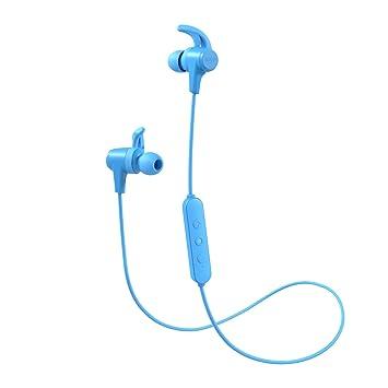 Aukey Auriculares Bluetooth, Inalámbrico Auriculares con AptX, magnético, Ecualizador de 3 Modos de