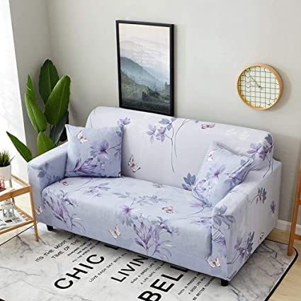 DUANGONGZI Funda para sofá, Funda de sofá Resistente al Agua ...