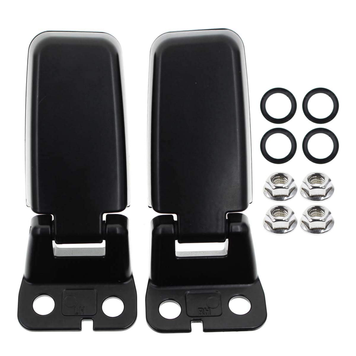 MOTOALL 1 Pair Rear Tailgate Window Glass Hinge 90320-7S000 90321-7S000 Left Right for 2004-2010 Infinity QX56 2005-2015 Nissan Armada by MOTOALL