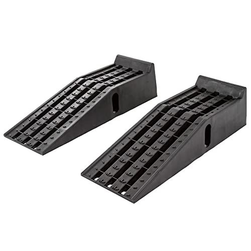 Black Widow PSR295 Black Plastic Service Ramps<br/>