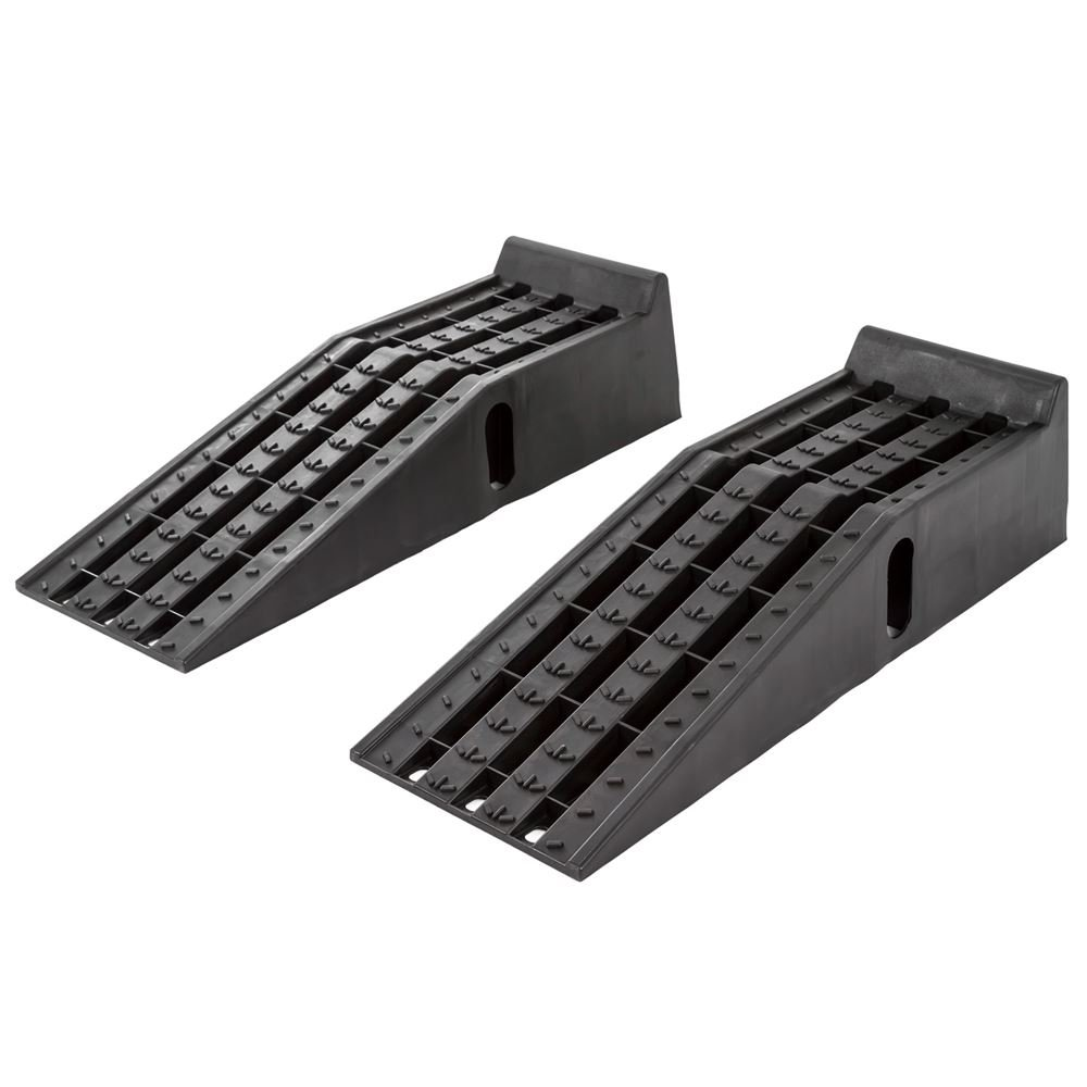 Black Widow PSR295 Black Plastic Service Ramps