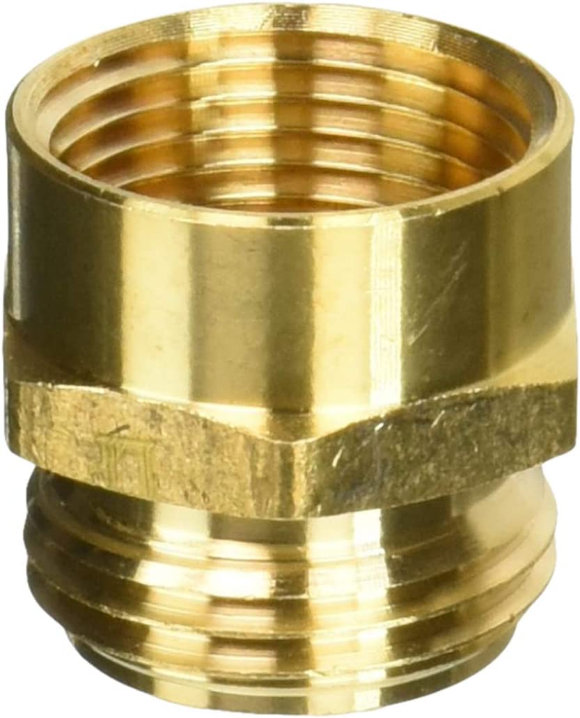 Jones Stephens G20-111 3/4-Inch Male Hose Thread X 3/4-Inch Female Pipe