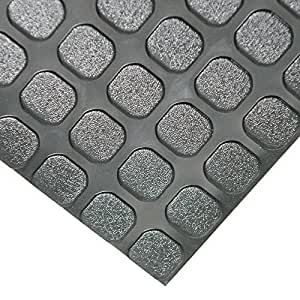 Amazon Com Rubber Cal Block Grip Flooring And Rolling