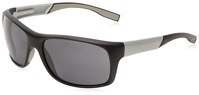 0b790cde6c BOSS Hugo 0568/P/S TD MZA Gafas de sol, Negro (Black Pallad/Grey Pz), 62  para Hombre: Amazon.es: Ropa y accesorios