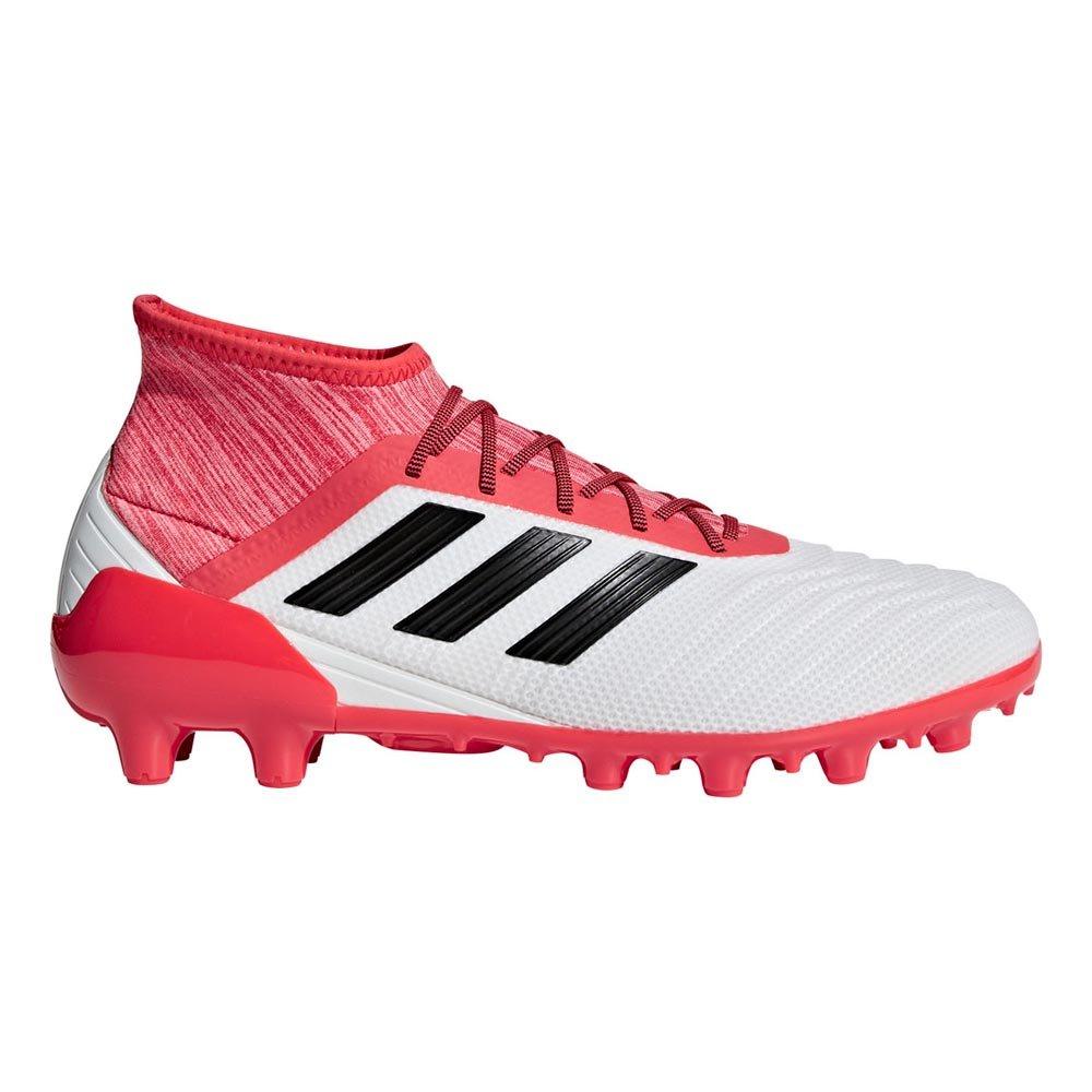 adidas(アディダス)サッカースパイクシューズ プレデター 18.2-ジャパン HG CQ1951 B079Z1YMWD 24.5|ランニングホワイト ランニングホワイト 24.5