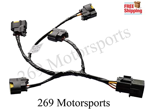 Amazon.com: Ignition Coil Wire Harness For 10-14 Veloster ... on