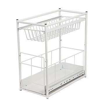 Spetebo Einbauschublade für Küchenschränke - 45x23x45cm - Farbe ...