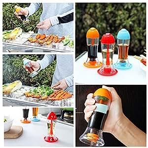 Oil Spray Bottle Pump Mist Oil Sprayer Vinegar Spraying Bottle Kitchen Gadgets BBQ Cooking Tools