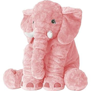 Amazon.com: XMWEALTHY - Muñeca de felpa unisex con elefante ...