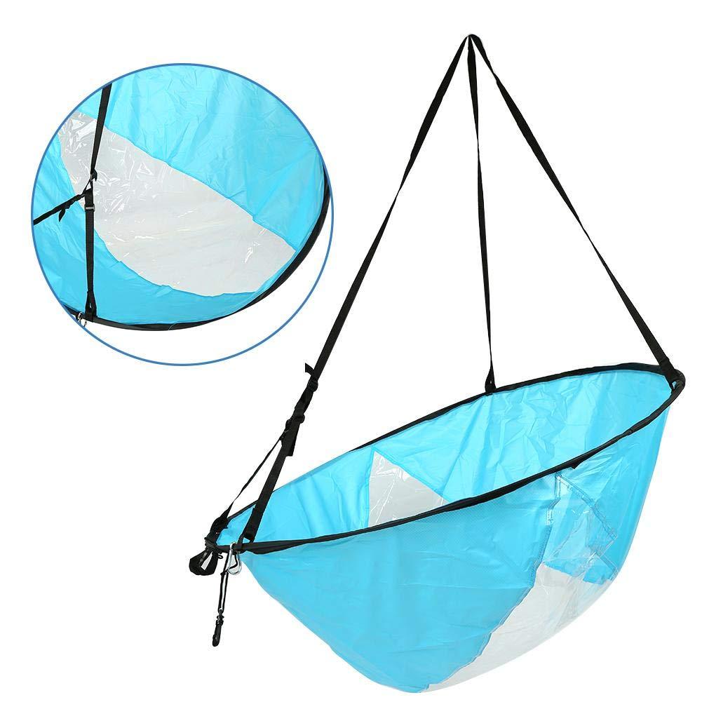 Alomejor Kayak Wind Sail Paddle Vela Plegable de 108 cm con ...
