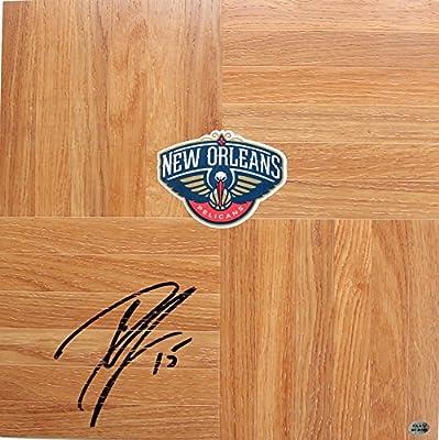d37e71da7 Demarcus Cousins New Orleans Pelicans Autographed Signed Basketball  Floorboard PAAS COA