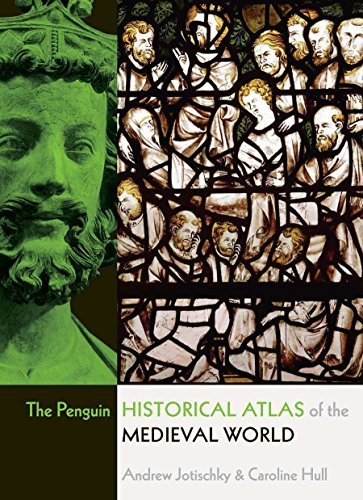 The Penguin Historical Atlas of the Medieval World (Best Full Coverage Foundation For Photos)