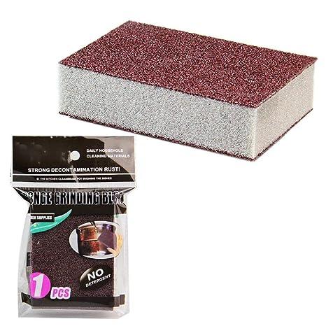 Amazon.com: Hiriyt Nano Esponja Esponja Cepillo de ...
