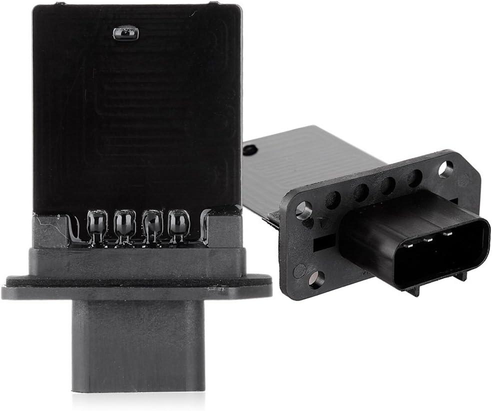 Cciyu HVAC Ventilador de motor de ventilador Resistencia de ...
