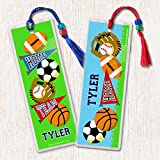 Olive Kids Game On Personalized Bookmark Set