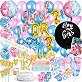 Baby Gender Reveal Party Supplies and Decorations