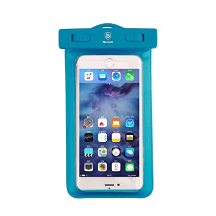 official photos 1a1b8 189ee Amazon.com : PVC Waterproof Case, New Waterproof Phone Case ...