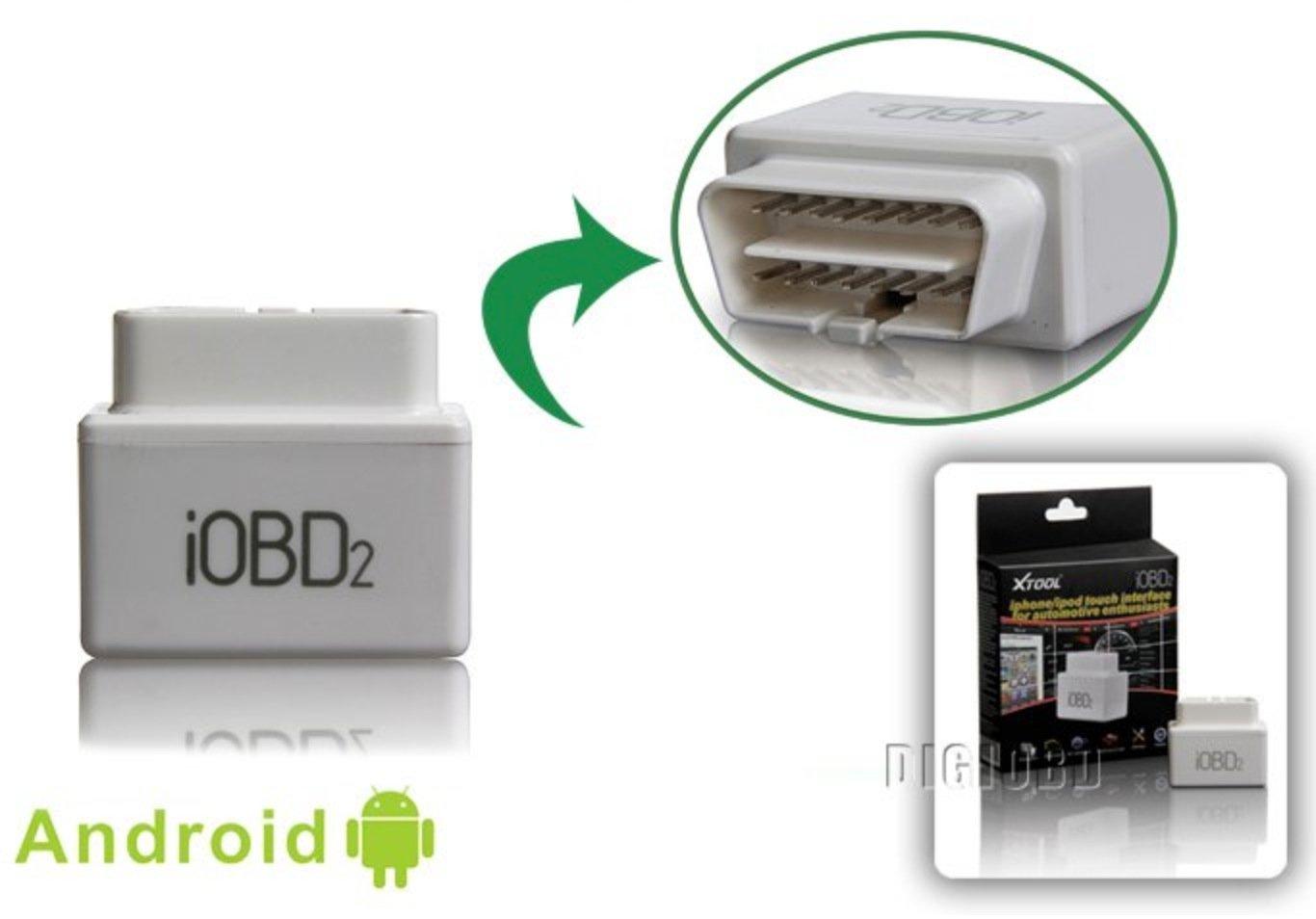 iobd2 Auto-Diagnose-Tool auf dem iPhone durch WIFI.WLAN WIFI OBD2 ...