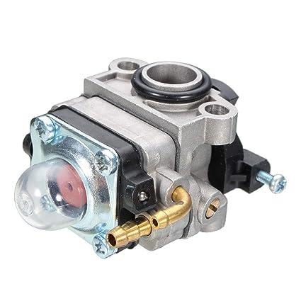 Carburador Kungfu Mall para desbrozadora Troy-Bilt TB26TB TB425CS ...