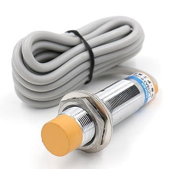 Heschen Interruptor de sensor de proximidad capacitivo LJC18A3-B-J/EZ de 1 a 10