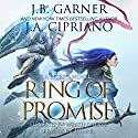 Ring of Promise: A LitRPG novel: Elements of Wrath Online, Book 1 Audiobook by J.B. Garner, J.A. Cipriano Narrated by Joe Hempel
