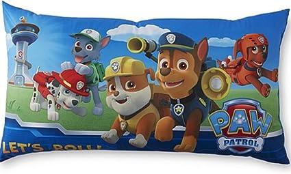 Amazon Com Body Pillow For Kids Paw Patrol Body Pillow 18 1 2 W X