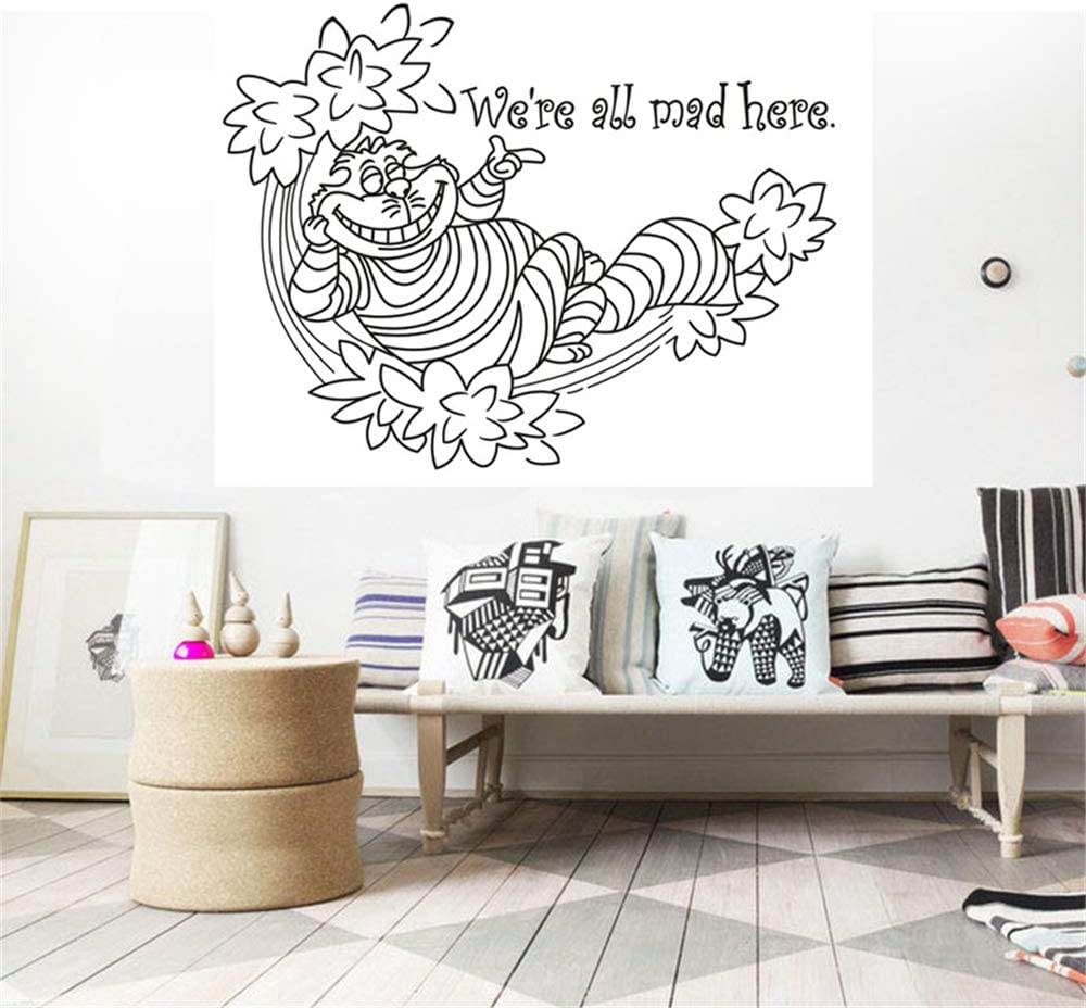 Amazon Com Imagination Is The Only Weapon Quotes Cheshire Cat