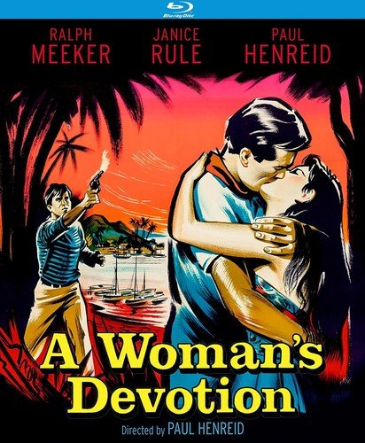 A Woman's Devotion [Blu-ray]