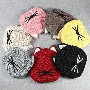 Wanglele Bonnet Bébé Confort Bébé Automne Hiver Hommes, Femmes Et Enfants  En Tête De Gaine d394685de40