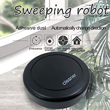 Sweeping Machine taottao inteligente Robot aspirador automático mini Barredora: Amazon.es: Hogar