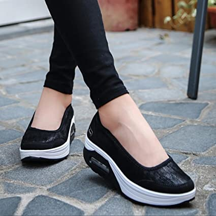 ... Fall Loafers & Slip-Ons Driving Shoes Fitness Shake Shoes Shake Shoes Shaking Shoes Flat Loafers Sneakers Athletic Shoes Platform Shoes (Color : D, ...