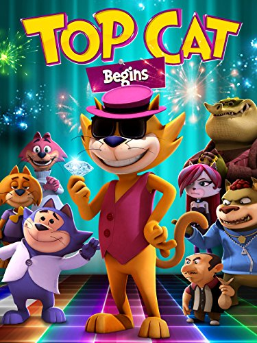 Top Halloween Films (Top Cat Begins)