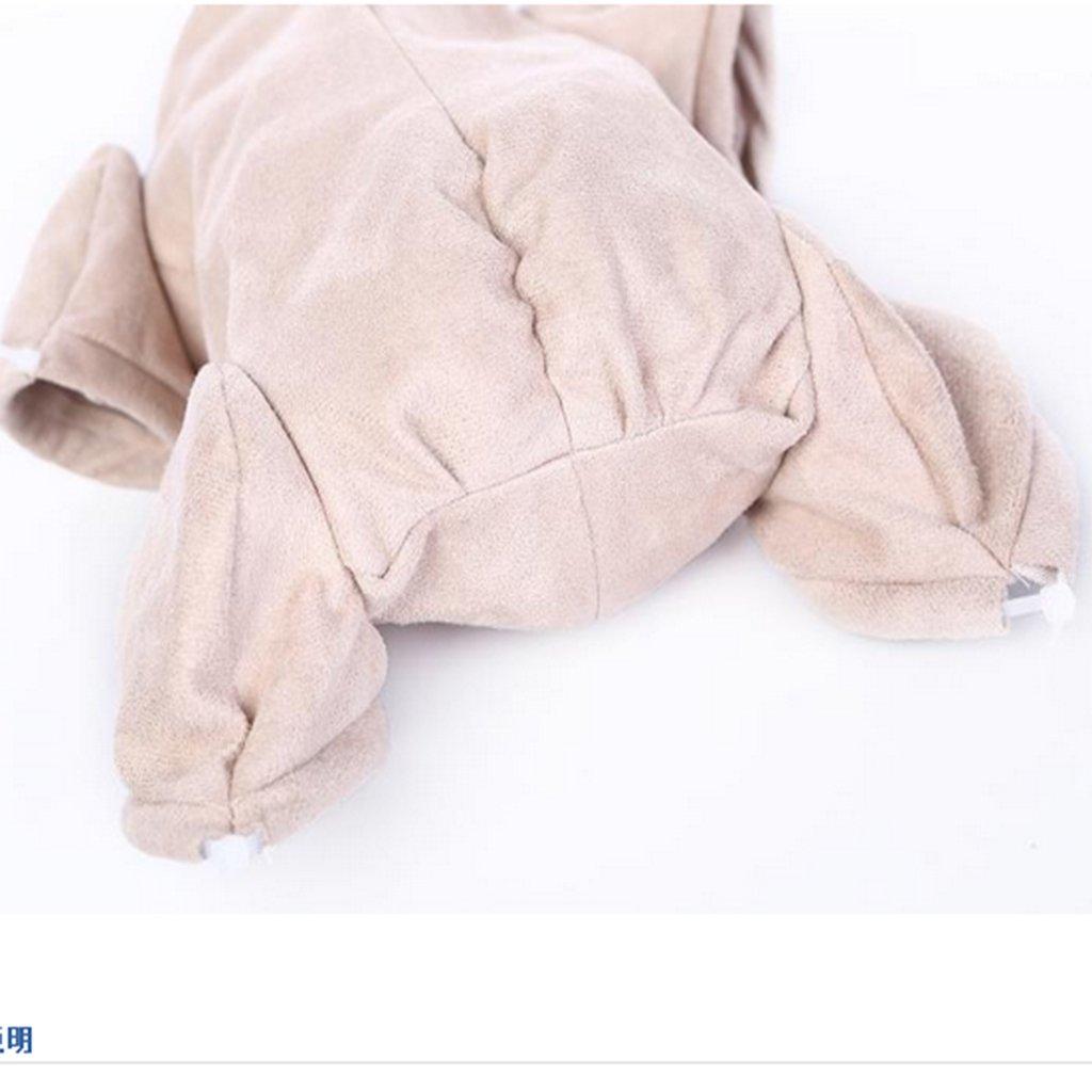 Beige 22 Pulgada NON Sharplace Cuerpo de Tela Reserva de Reborn para 3//4 Brazo Piernas Completo DIY para 3//4