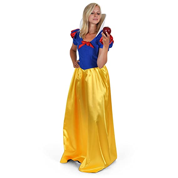 Disfraz de Blancanieves - traje de la protagonista del cuento ...