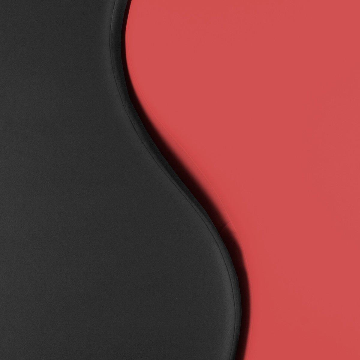 Arketicom Puff Puff Yin & Yang Blanco y Negro de poliuretano ...