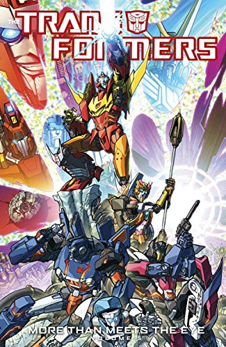 Transformers: More Than Meets The Eye Volume - Eye Meets Than The